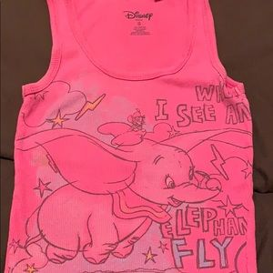 Small Disney Tank top